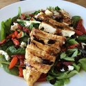 Rustica Salad with Grilled Chicken
